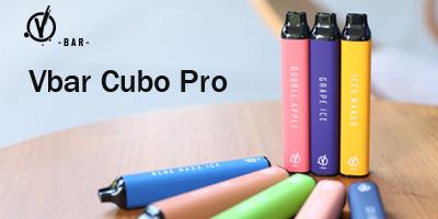 VBAR CUBO PRO Disposable Kit