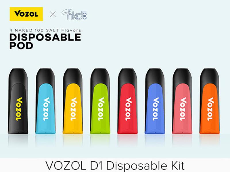 VOZOL D1 Disposable Kit