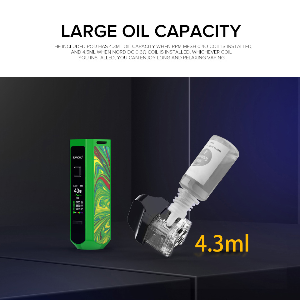 SMOK RPM40 Pod Kit System