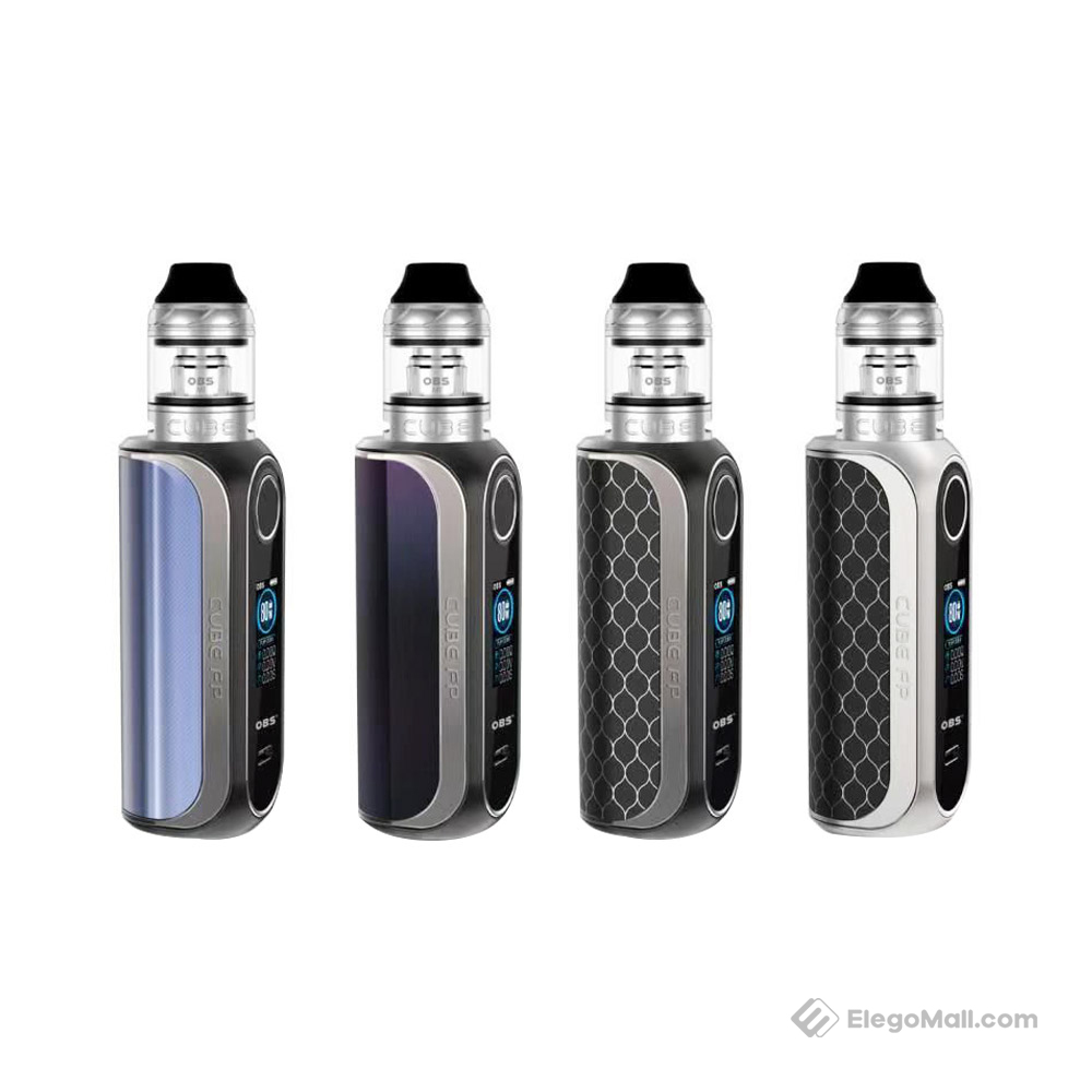 OBS Cube FP Box Kit 4ml/2ml