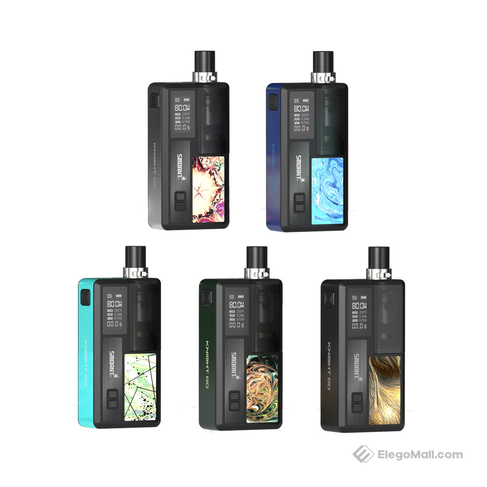 Smoant Knight 80 Pod Kit 4ml/2ml