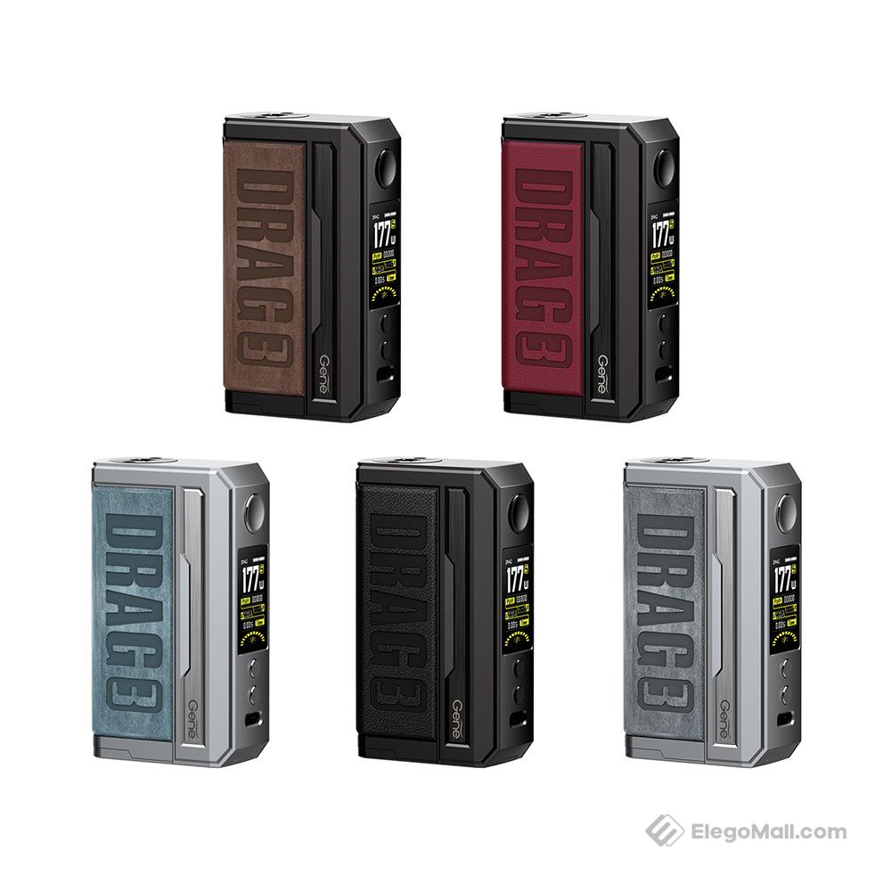 VOOPOO Drag 3 177W Box Mod