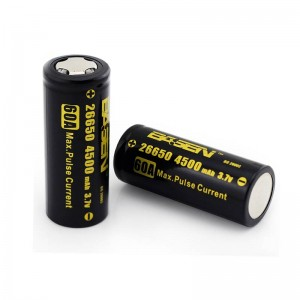 Basen Max 60A 26650 Battery (Order Separately) (1pc)