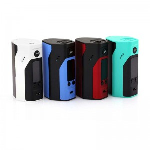 Wismec Reuleaux RX200S TC Mod with 0.96inch Large Display Screen