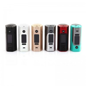 Wismec Reuleaux RX2/3 TC Mod 150W/200W with the 2/3 Cells Back Cover