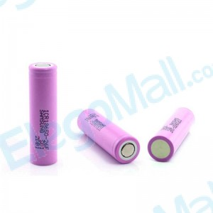 Samsung 18650 2600mah Battery (Only available for RU) (1pc)
