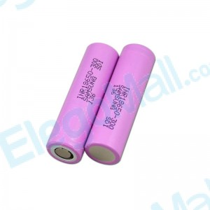 Samsung INR 30Q 18650 Battery (Only available for RU) (1pc)