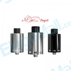 Digiflavor Pharaoh 25 Dripper Tank By RiP Trippers - 2.0ml & 2 Colors
