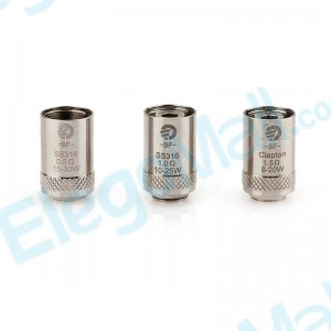 Joyetech BF Replacement Coil for Cubis Tank & eGo AIO (5pcs)