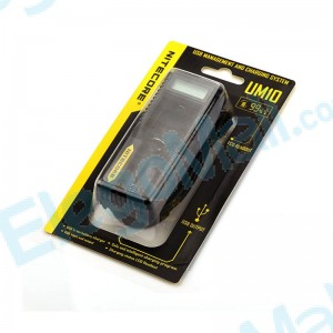 Nitecore Intellicharger UM10 LCD Battery Charger