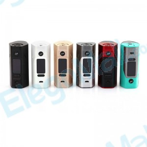 Wismec Reuleaux RX2/3 TC Mod 150W/200W with the 2/3 Cells Back Cover - 6 Colors
