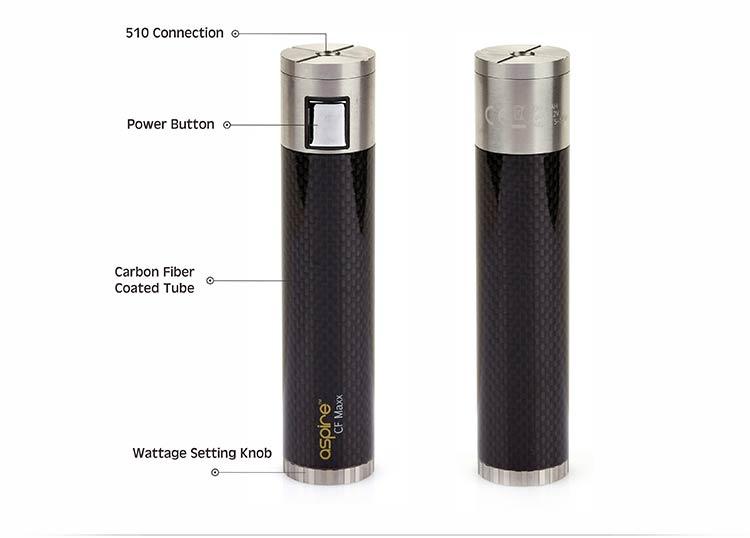 Aspire CF MAXX 3000mah Battery