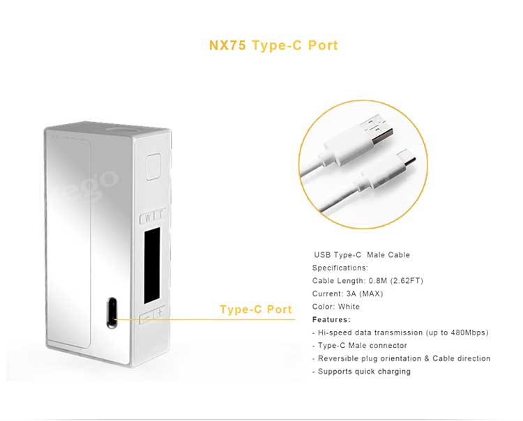 Aspire NX75-S Mod the Mechanical Stainless Steel Version with the Logo  Customization