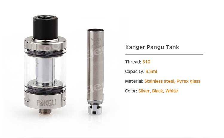 Kanger PANGU Clearomizer