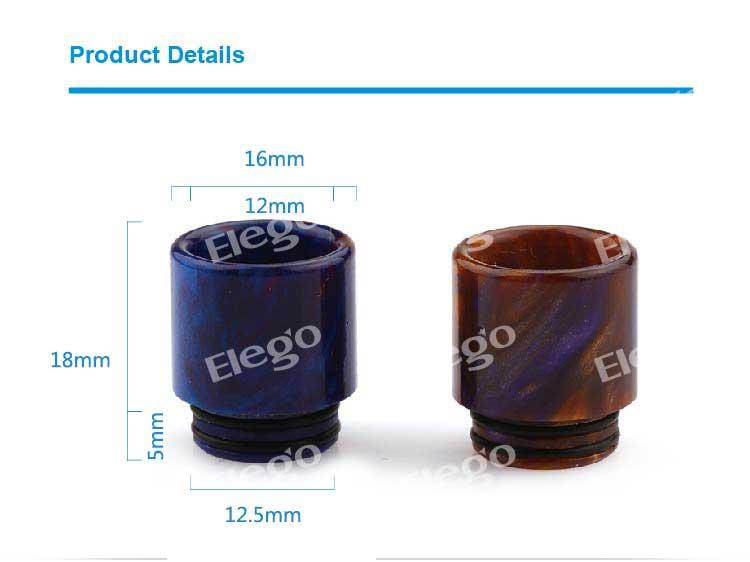 Aleader Resin Drip Tip AS116 TFV8 Drip Tip