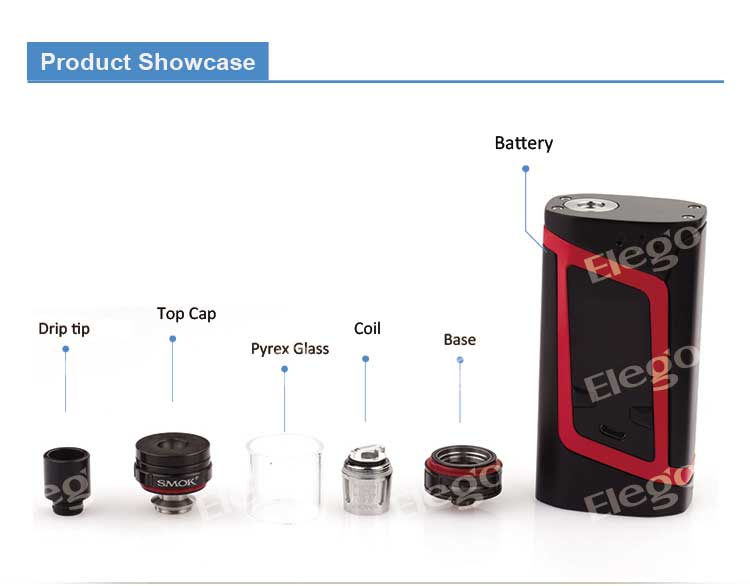 Smok Alien Kit with TFV8 Baby