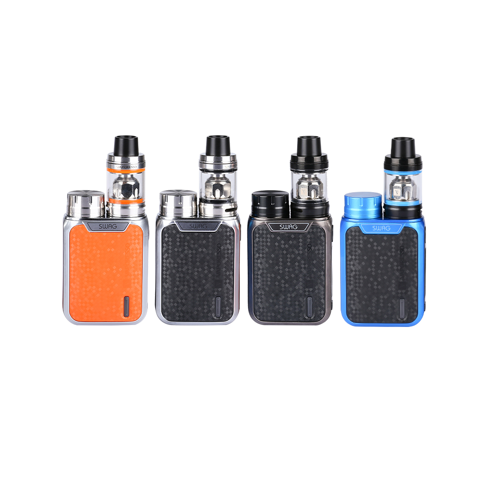 Vaporesso Swag 80W Starter Kit with NRG SE - 3.5ml