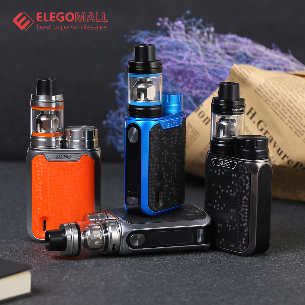 Vaporesso Swag 80w Starter Kit With Nrg Se 3 5ml
