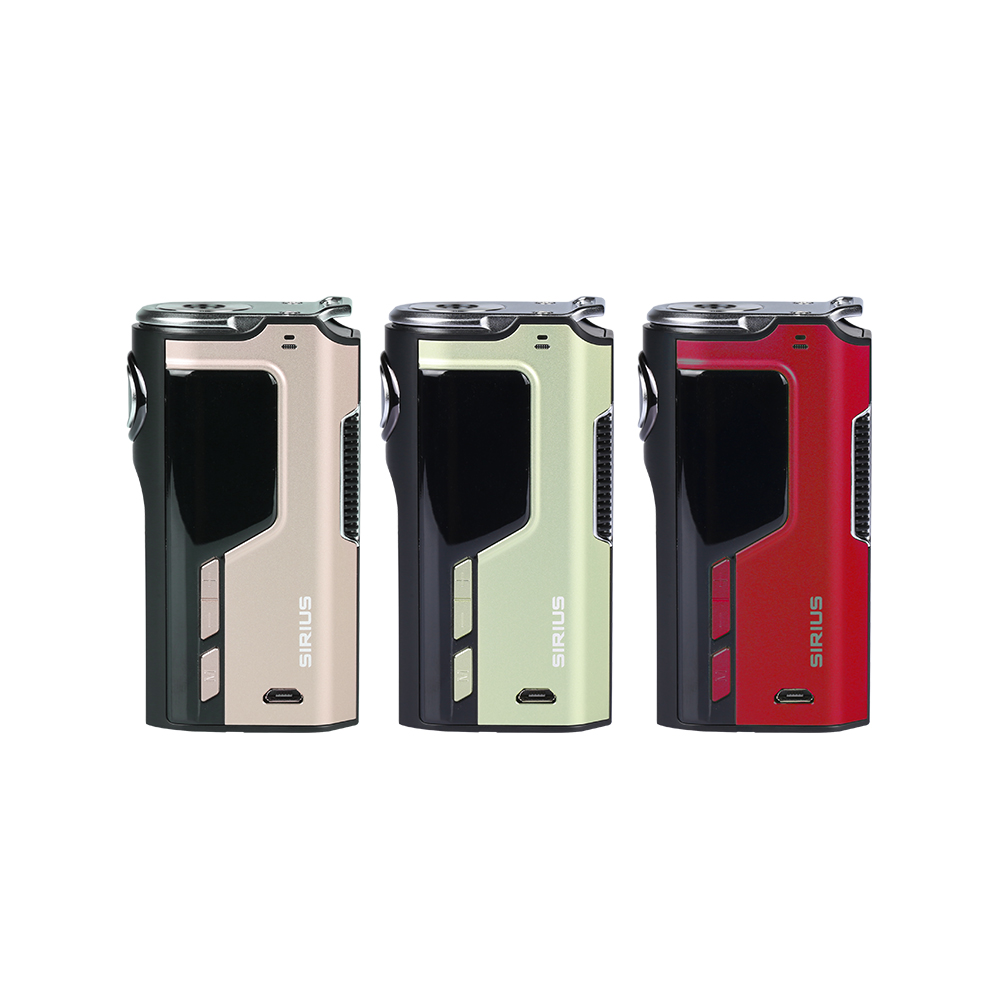 Modefined Sirius 200W TC Box Mod