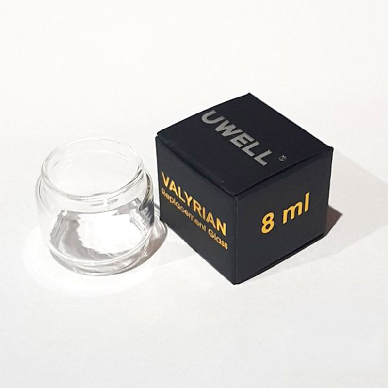Uwell Valyrian Replacement Glass Tube - 5/8ml