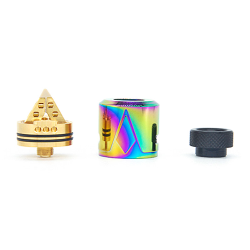 SMOKJOY Pyramid RDA