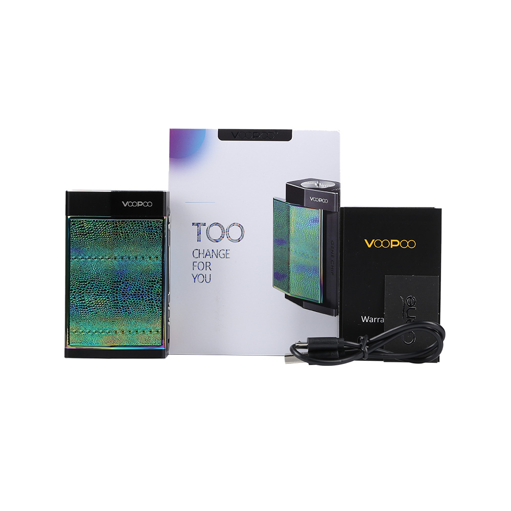 VOOPOO TOO 180W Box Kit with UFORCE
