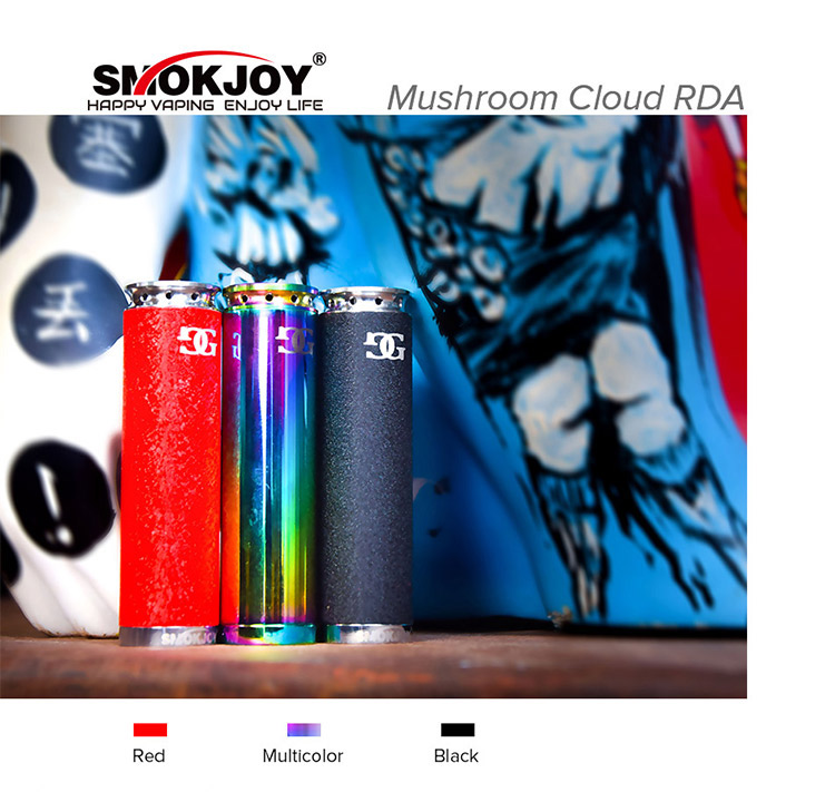 SMOKJOY Gotta God Mech Mod Color