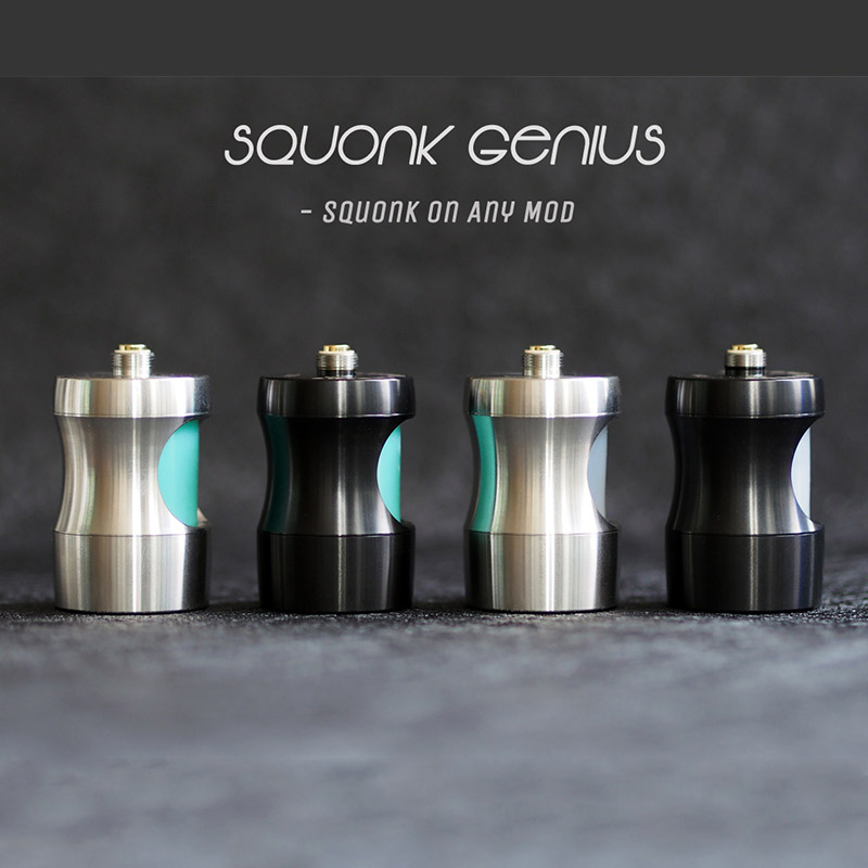 Cthulhu Squonk Genius Adapter