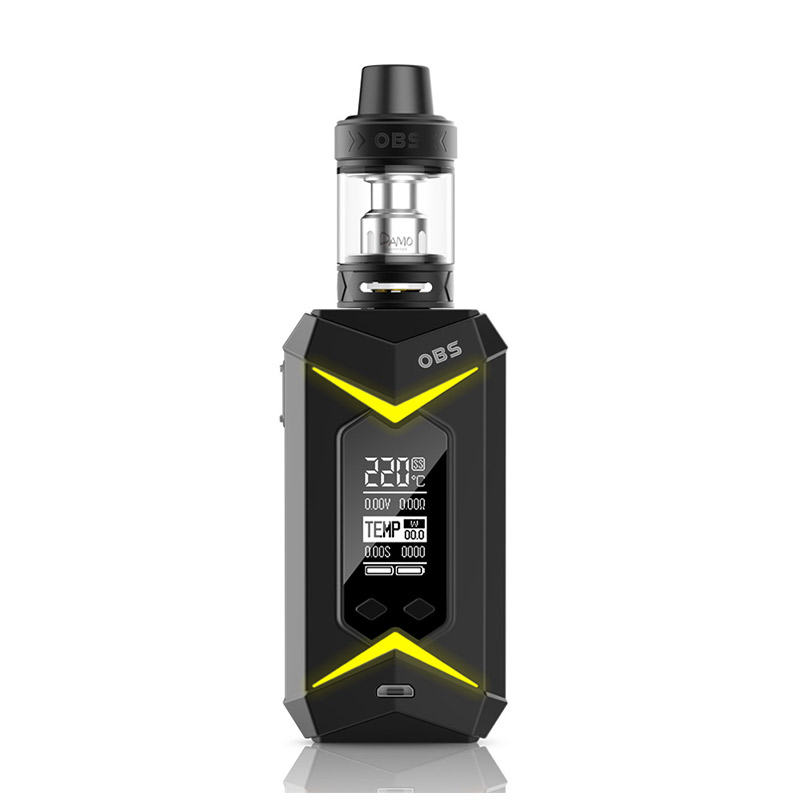 OBS Bat 218W TC Box Kit - 5ml