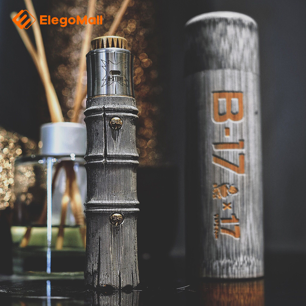 how to clean a brass mech mod