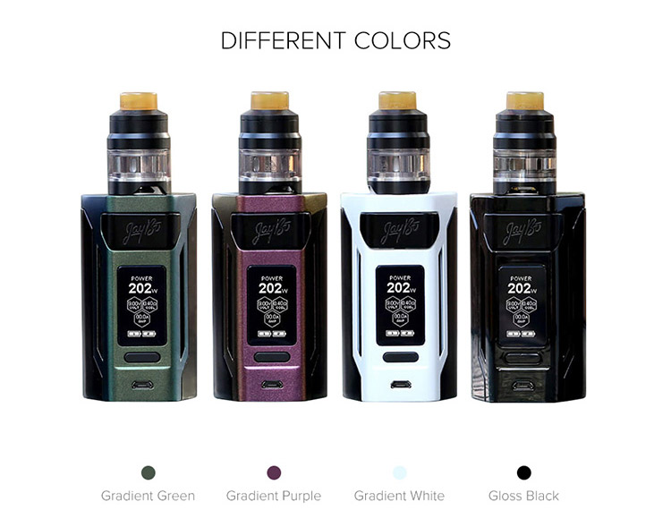 Wismec Reuleaux RX2 21700 230W Kit Color