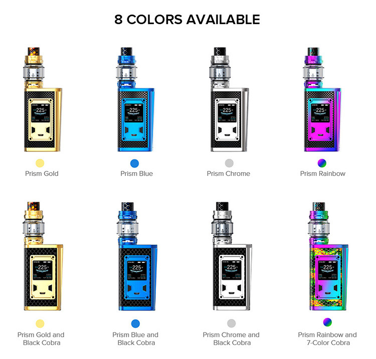 SMOK Majesty 230W TC Kit Color