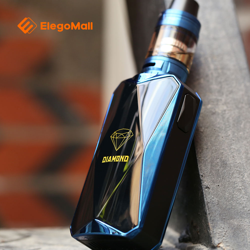 Ijoy Diamond Pd270 234w Tc Kit With Captain X3s 4 2ml