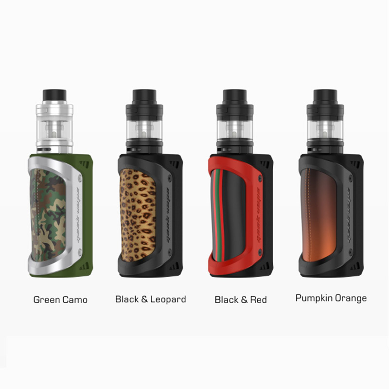 GeekVape Aegis 100W Kit with Shield Atomizer
