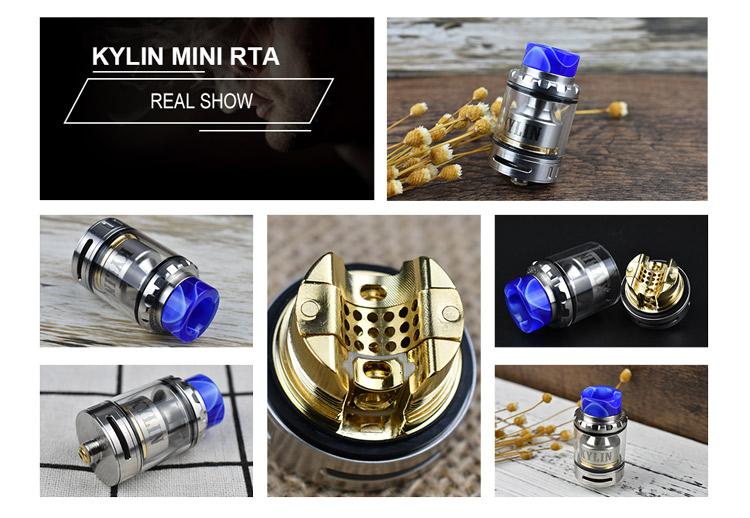 Vandy Vape Kylin Mini RTA Real Show