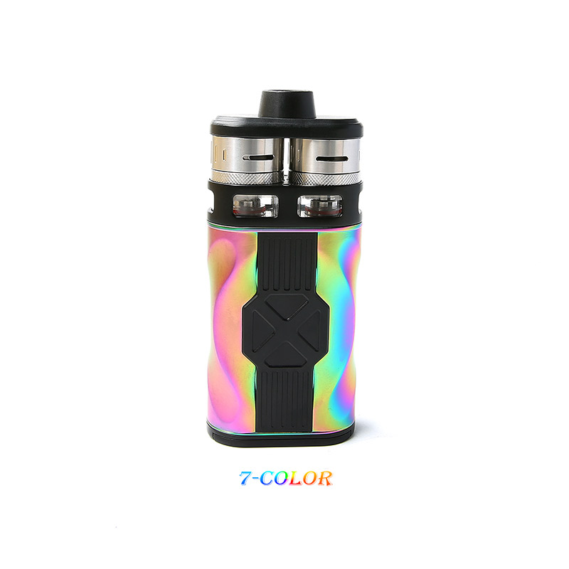 Teslacigs CP COUPLES Double Barrel 220W Box Kit - 8ml