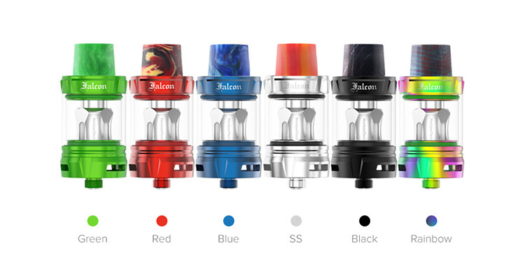HorizonTech Falcon Sub-Ohm Tank, Color
