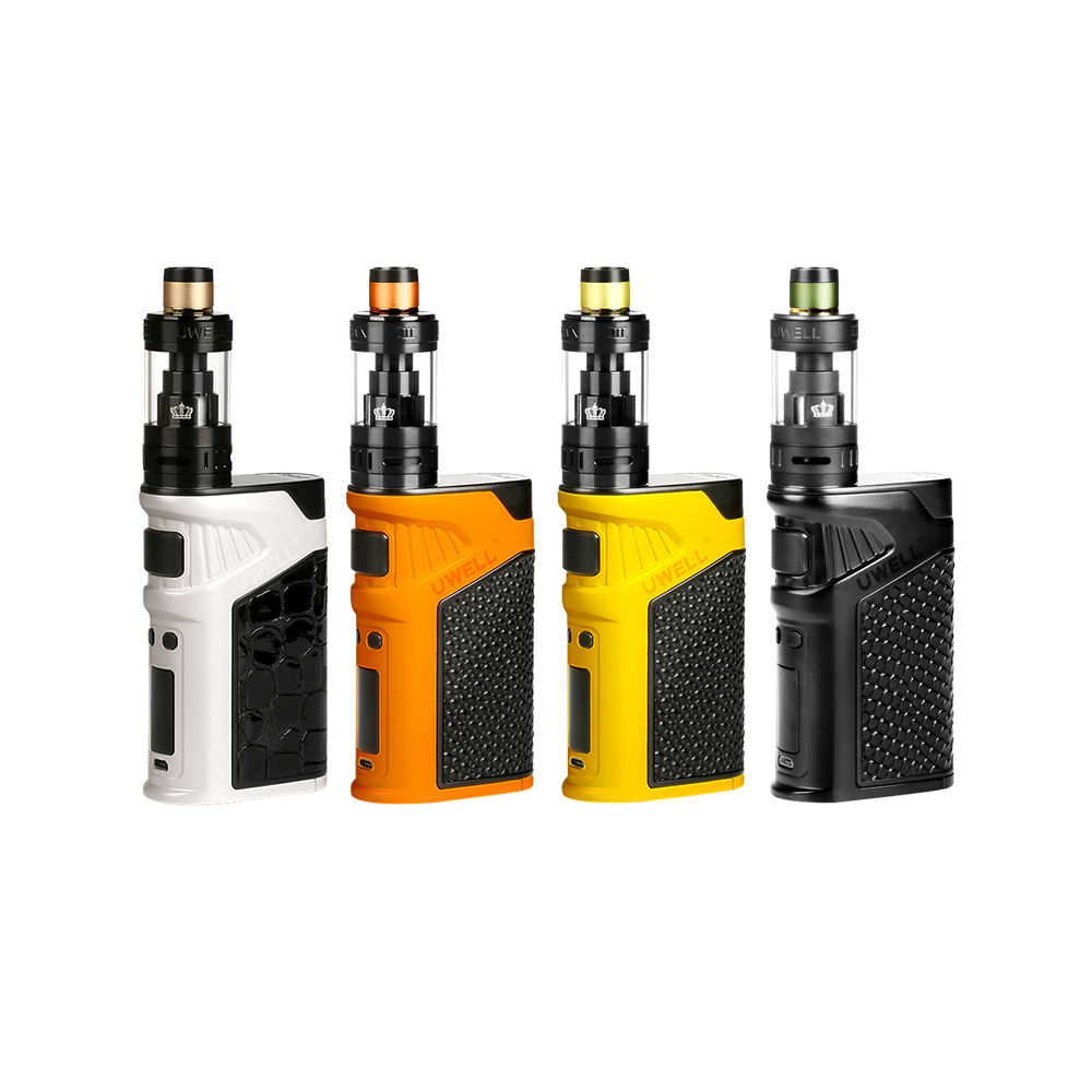 Uwell Ironfist 200W TC Box Kit with Crown 3