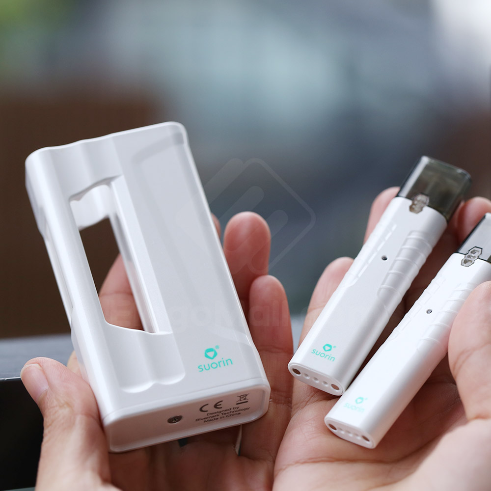 Suorin iShare Ultra Portable Full Kit with the Power Bank