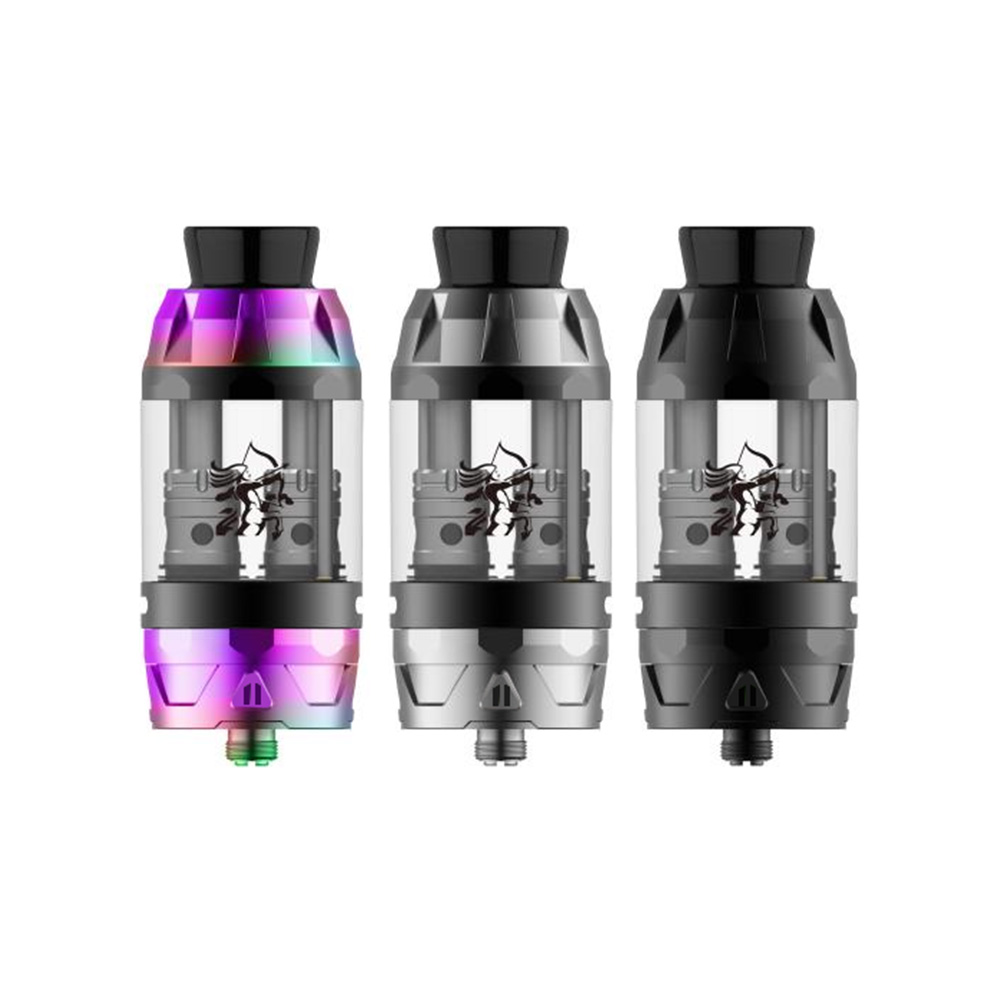 Hengling Qtank Sub Ohm Tank Atomizer with Dual Coils