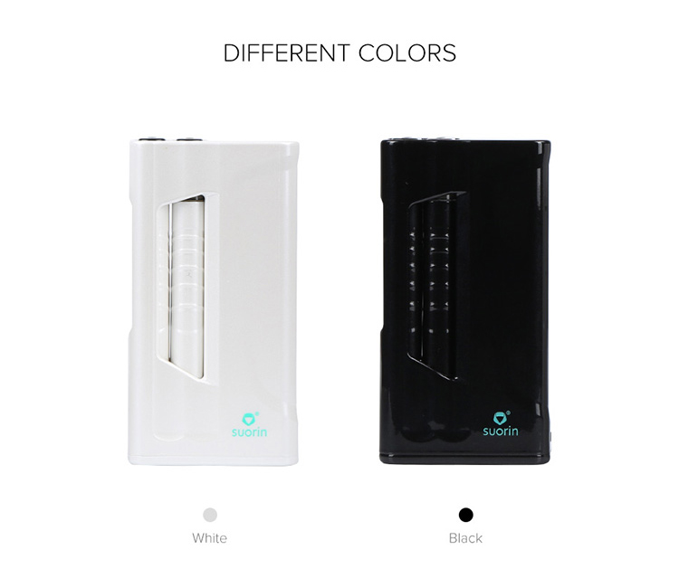 Suorin iShare Ultra Portable Full Kit with the Power Bank Color