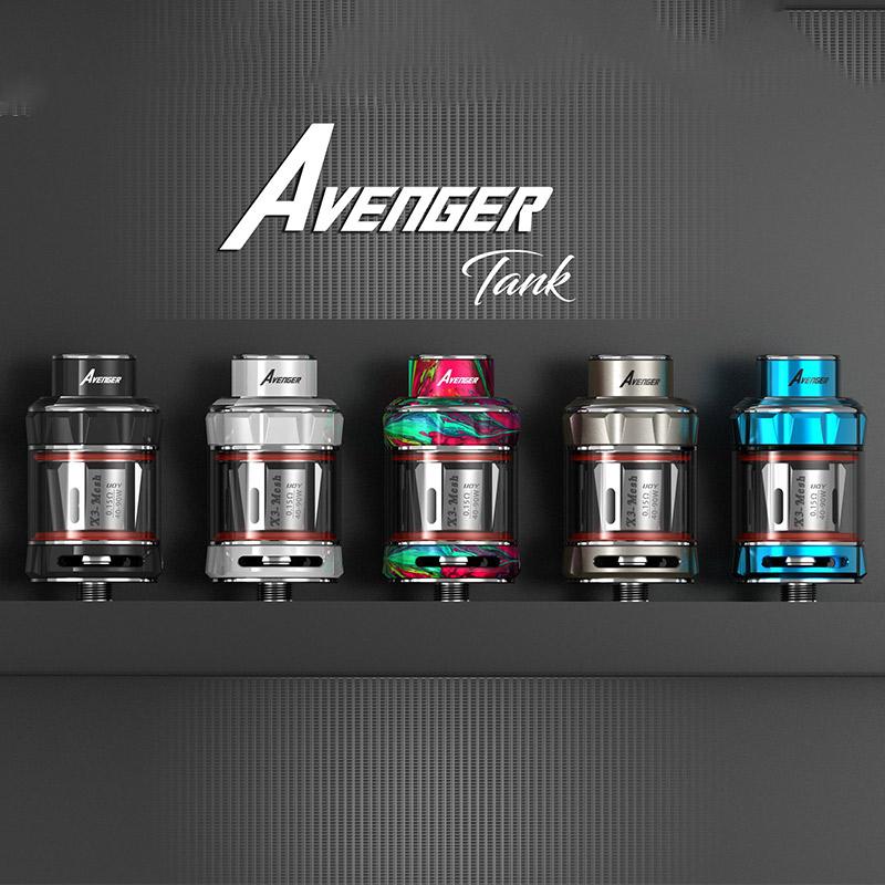 Ijoy Avenger Subohm Tank Atomizer