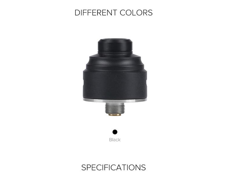 Gas Mods G.R.1 BF RDA Color