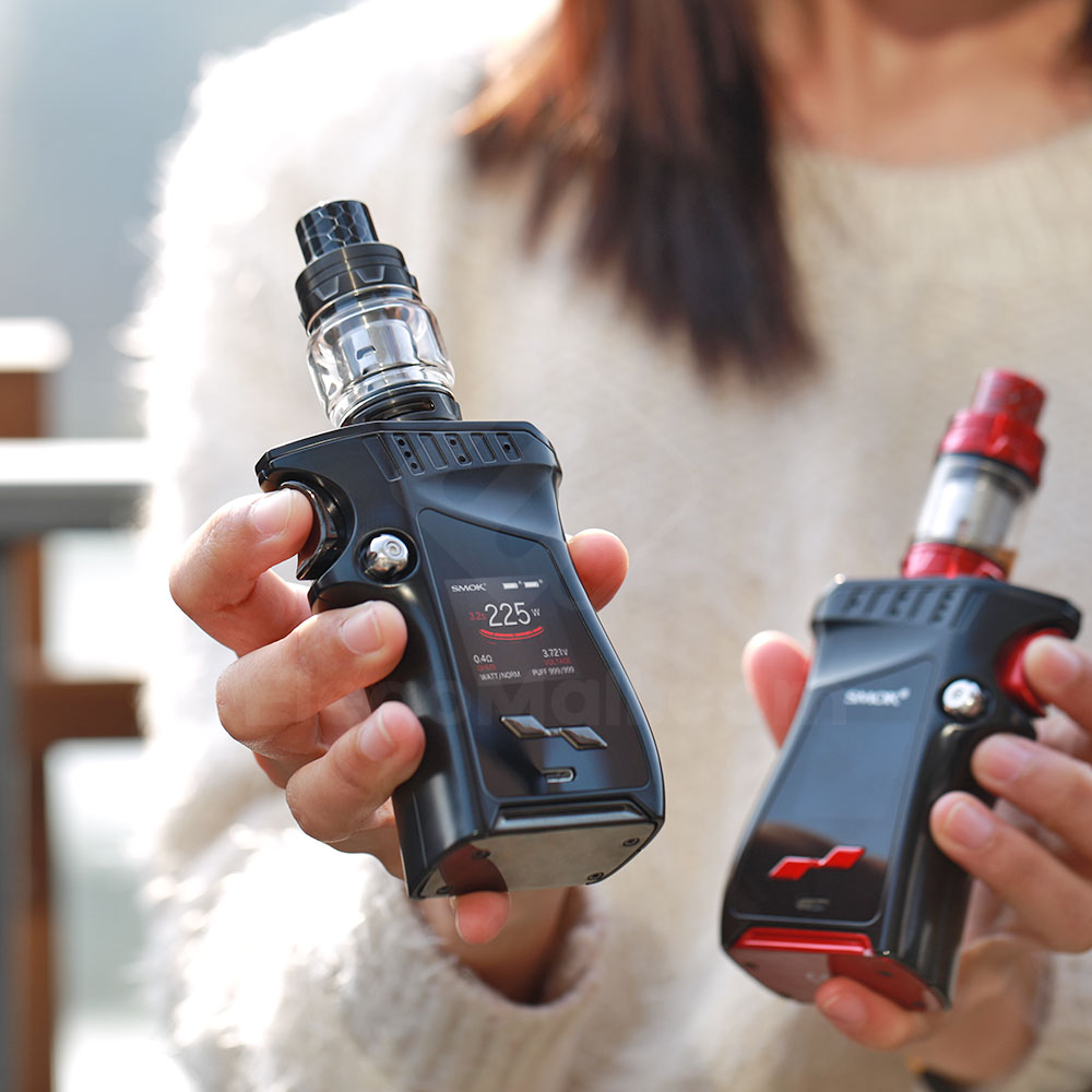 SMOK Mag 225W TC Kit Right-Handed Edition with TFV12 Prince