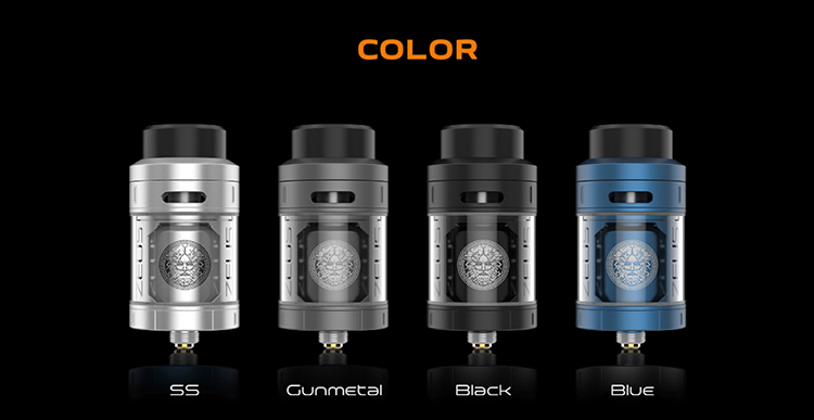 GeekVape Zeus RTA Color