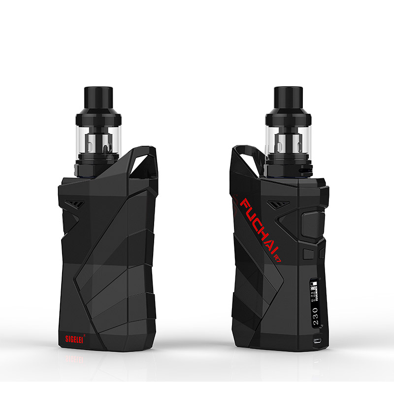 Sigelei Fuchai R7 230W TC Box Kit - 2.5ml