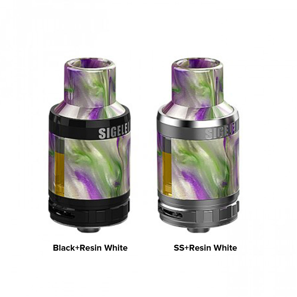 Sigelei T4 Sub Ohm Resin Tank Atomizer - 2.5ml