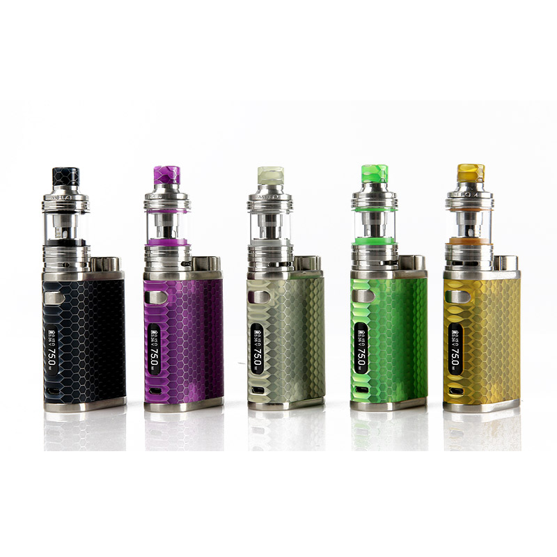 Eleaf iStick Pico Resin 75W with Melo 4 Starter Kit