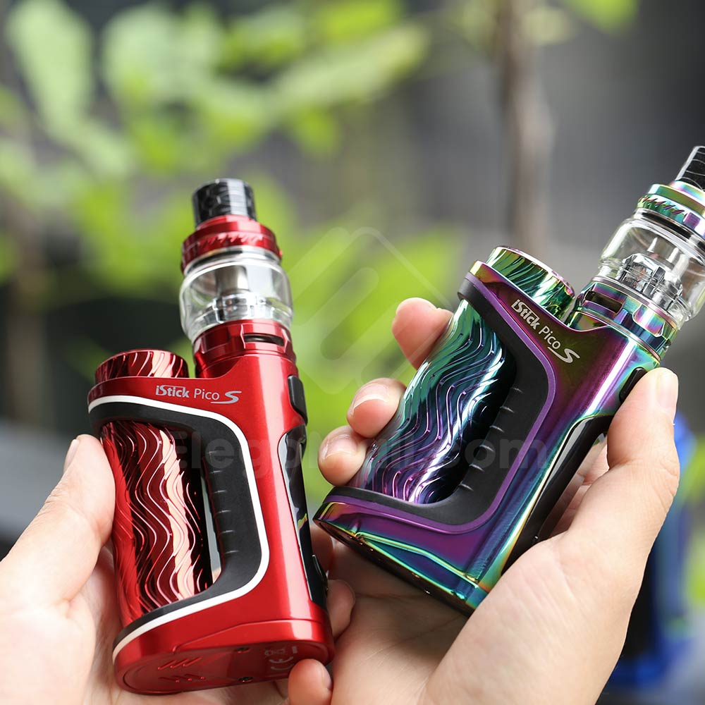 Eleaf Istick Pico S 21700 With Ello Vate Starter Kit