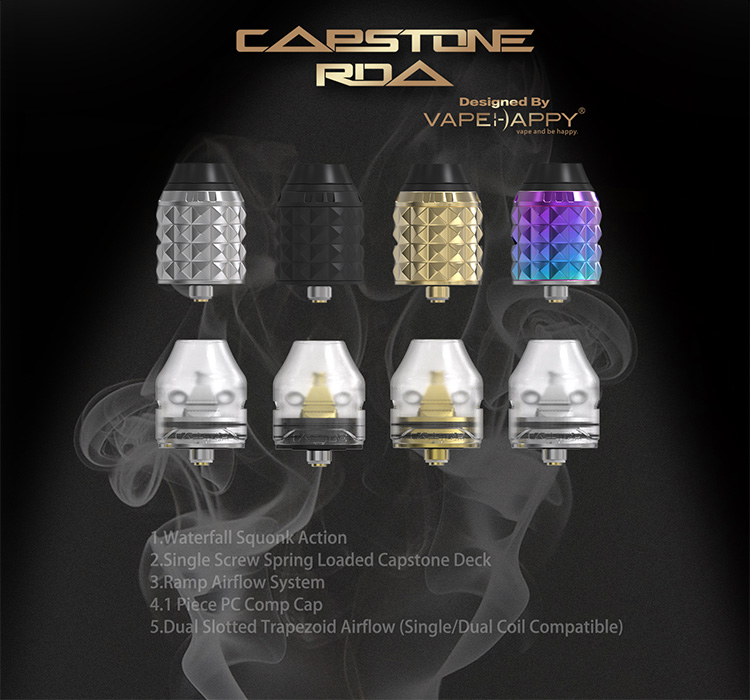 Vandy Vape Capstone RDA 1